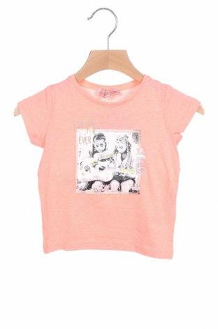 Παιδικό μπλουζάκι Lisa Rose, Μέγεθος 12-18m/ 80-86 εκ., Χρώμα Ρόζ , 67% πολυεστέρας, 33% βαμβάκι, Τιμή 4,76€
