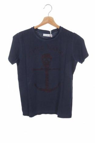 Παιδικό μπλουζάκι Little Marcel, Μέγεθος 11-12y/ 152-158 εκ., Χρώμα Μπλέ, Βαμβάκι, Τιμή 6,43€