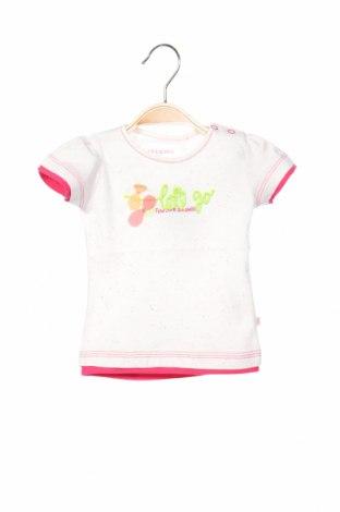 Παιδικό μπλουζάκι Noppies, Μέγεθος 6-9m/ 68-74 εκ., Χρώμα Λευκό, Βαμβάκι, Τιμή 6,20€