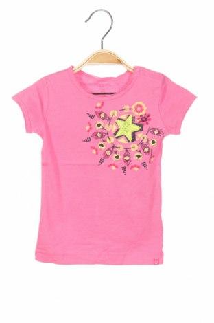 Παιδικό μπλουζάκι Noppies, Μέγεθος 12-18m/ 80-86 εκ., Χρώμα Ρόζ , Βαμβάκι, Τιμή 6,27€
