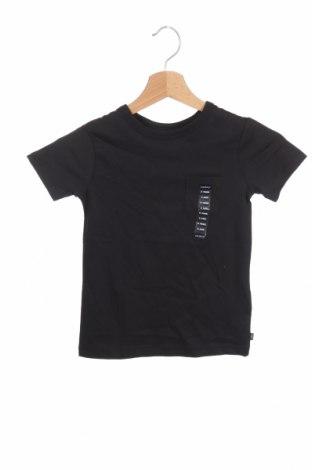 Παιδικό μπλουζάκι Okaidi, Μέγεθος 5-6y/ 116-122 εκ., Χρώμα Μαύρο, Βαμβάκι, Τιμή 9,81€