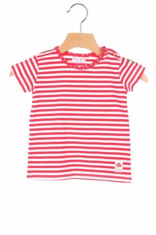 Παιδικό μπλουζάκι Salt & Pepper, Μέγεθος 3-6m/ 62-68 εκ., Χρώμα Κόκκινο, 95% βαμβάκι, 5% ελαστάνη, Τιμή 17,42€