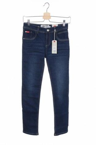 Детски дънки Lee Cooper, Размер 11-12y/ 152-158 см, Цвят Син, 70% памук, 28% полиестер, 2% еластан, Цена 15,93лв.