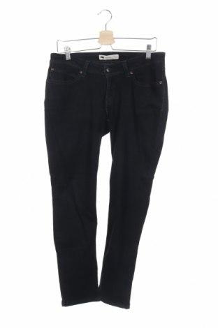 Dětské džíny  Levi's, Velikost 12-13y/ 158-164 cm, Barva Modrá, 68% bavlna, 24% polyester, 7% viskóza, 1% elastan, Cena  230,00Kč