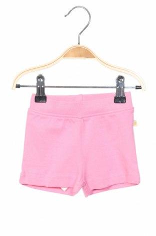 Pantaloni scurți pentru copii Blue Seven, Mărime 2-3m/ 56-62 cm, Culoare Roz, Bumbac, Preț 14,54 Lei
