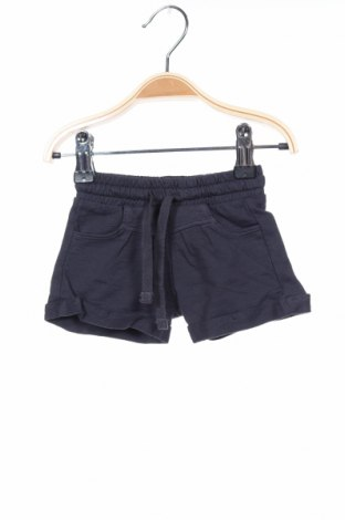 Dětské krátké kalhoty  Boboli, Velikost 2-3m/ 56-62 cm, Barva Modrá, Bavlna, Cena  116,00Kč