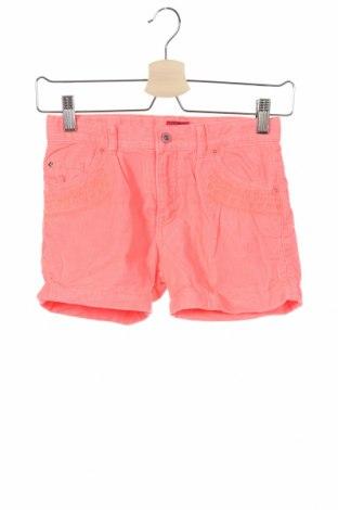 Παιδικό κοντό παντελόνι La Compagnie des Petits, Μέγεθος 7-8y/ 128-134 εκ., Χρώμα Ρόζ , Βαμβάκι, Τιμή 9,28€