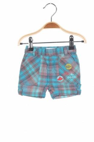 Παιδικό κοντό παντελόνι La Compagnie des Petits, Μέγεθος 2-3m/ 56-62 εκ., Χρώμα Πολύχρωμο, Βαμβάκι, Τιμή 6,27€