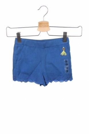 Παιδικό κοντό παντελόνι Lisa Rose, Μέγεθος 2-3y/ 98-104 εκ., Χρώμα Μπλέ, 51% βαμβάκι, 49% βισκόζη, Τιμή 7,92€