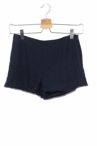 Παιδικό κοντό παντελόνι Mini Molly, Μέγεθος 7-8y/ 128-134 εκ., Χρώμα Μπλέ, Πολυεστέρας, Τιμή 5,76€