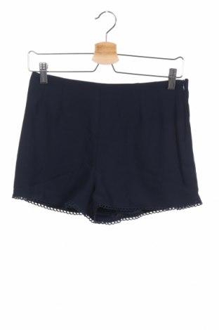 Παιδικό κοντό παντελόνι Molly Bracken, Μέγεθος 12-13y/ 158-164 εκ., Χρώμα Μπλέ, 92% πολυεστέρας, 8% ελαστάνη, Τιμή 14,07€