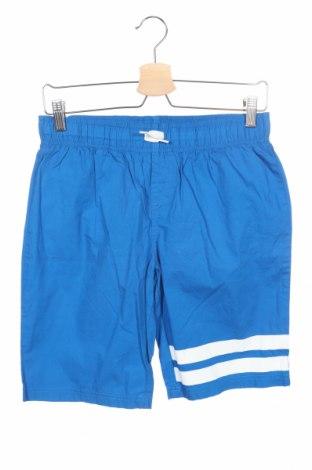Παιδικό κοντό παντελόνι Name It, Μέγεθος 12-13y/ 158-164 εκ., Χρώμα Μπλέ, Πολυεστέρας, Τιμή 8,82€