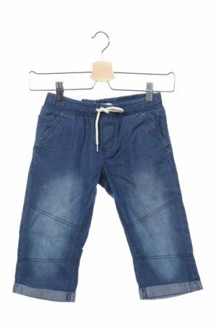 Παιδικό κοντό παντελόνι Name It, Μέγεθος 7-8y/ 128-134 εκ., Χρώμα Μπλέ, Βαμβάκι, Τιμή 8,23€