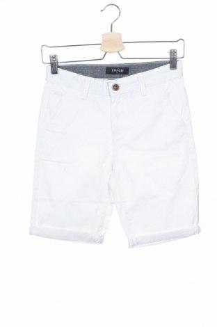Παιδικό κοντό παντελόνι Tiffosi, Μέγεθος 8-9y/ 134-140 εκ., Χρώμα Λευκό, Βαμβάκι, Τιμή 18,14€