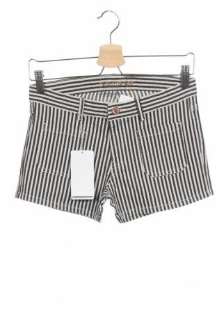 Детски къс панталон Zadig & Voltaire, Размер 13-14y/ 164-168 см, Цвят Черен, 98% памук, 2% еластан, Цена 52,15лв.