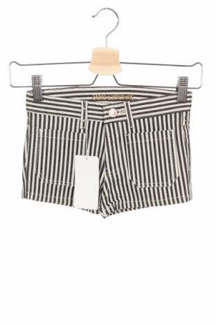 Παιδικό κοντό παντελόνι Zadig & Voltaire, Μέγεθος 7-8y/ 128-134 εκ., Χρώμα Λευκό, 98% βαμβάκι, 2% ελαστάνη, Τιμή 46,08€