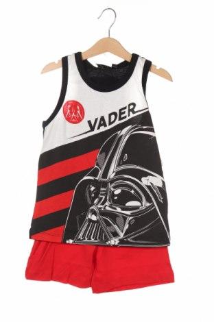 Παιδικό σύνολο Star Wars, Μέγεθος 5-6y/ 116-122 εκ., Χρώμα Πολύχρωμο, Βαμβάκι, Τιμή 16,24€