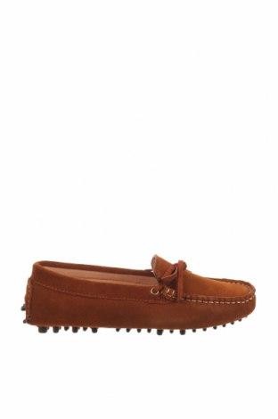 Παιδικά παπούτσια Charles & Smith, Μέγεθος 33, Χρώμα Καφέ, Φυσικό σουέτ, Τιμή 38,64€