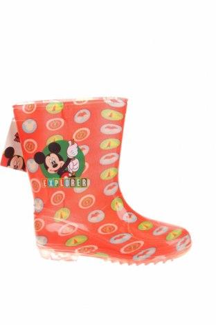 Παιδικά παπούτσια Disney, Μέγεθος 30, Χρώμα Κόκκινο, Πολυουρεθάνης, Τιμή 26,68€