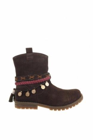 Παιδικά παπούτσια Gioseppo, Μέγεθος 31, Χρώμα Καφέ, Φυσικό σουέτ, Τιμή 29,92€