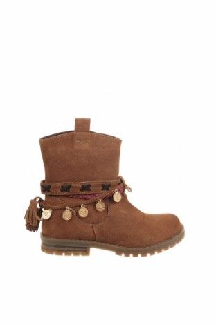Παιδικά παπούτσια Gioseppo, Μέγεθος 28, Χρώμα Καφέ, Φυσικό σουέτ, Τιμή 29,92€