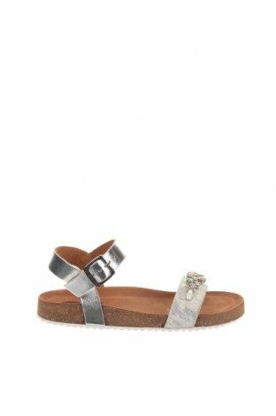 Детски обувки Gioseppo, Размер 35, Цвят Сив, Естествена кожа, естествен косъм, Цена 49,60лв.