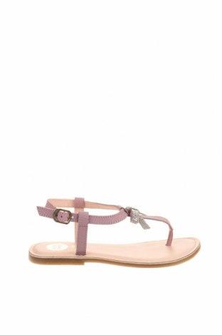 Детски обувки Gioseppo, Размер 34, Цвят Лилав, Естествена кожа, Цена 46,50лв.