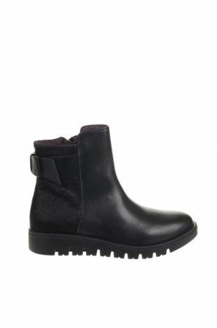 Детски обувки Gioseppo, Размер 33, Цвят Черен, Естествена кожа, Цена 62,37лв.