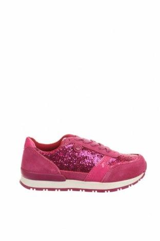 Παιδικά παπούτσια Gioseppo, Μέγεθος 28, Χρώμα Ρόζ , Φυσικό σουέτ, δερματίνη, Τιμή 21,34€