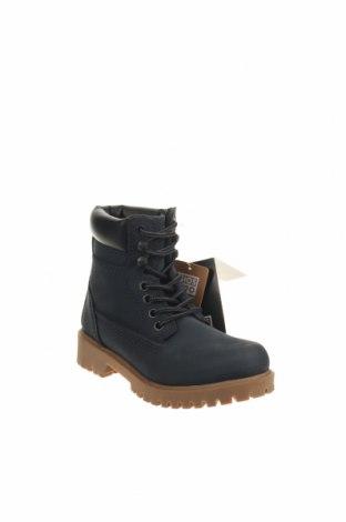 Παιδικά παπούτσια Gioseppo, Μέγεθος 31, Χρώμα Μπλέ, Γνήσιο δέρμα, Τιμή 33,02€