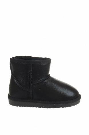 Παιδικά παπούτσια Island Boot, Μέγεθος 32, Χρώμα Μαύρο, Δερματίνη, Τιμή 29,78€
