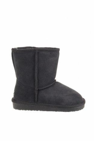 Παιδικά παπούτσια Minnetonka, Μέγεθος 28, Χρώμα Μαύρο, Φυσικό σουέτ, Τιμή 46,17€