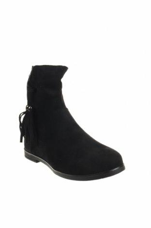 Παιδικά παπούτσια Super mode, Μέγεθος 31, Χρώμα Μαύρο, Κλωστοϋφαντουργικά προϊόντα, Τιμή 17,81€