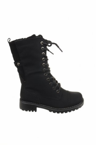 Παιδικά παπούτσια Super mode, Μέγεθος 28, Χρώμα Μαύρο, Δερματίνη, Τιμή 27,53€