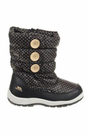 Детски обувки Trespass, Размер 33, Цвят Черен, Текстил, еко кожа, Цена 57,20лв.