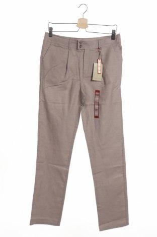 Παιδικό παντελόνι Cyrillus, Μέγεθος 13-14y/ 164-168 εκ., Χρώμα Σάπιο μήλο, 55% λινό, 45% βαμβάκι, Τιμή 6,69€
