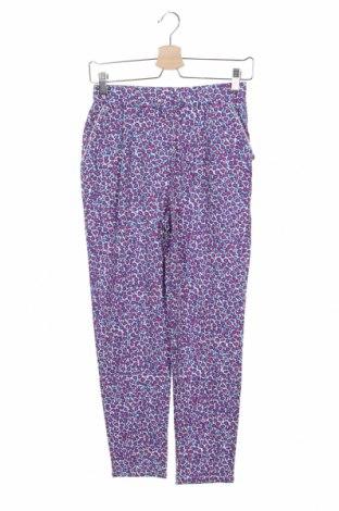 Παιδικό παντελόνι Eleven Paris Little, Μέγεθος 12-13y/ 158-164 εκ., Χρώμα Πολύχρωμο, Βισκόζη, Τιμή 10,09€