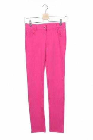 Παιδικό παντελόνι Lisa Rose, Μέγεθος 12-13y/ 158-164 εκ., Χρώμα Ρόζ , 98% βαμβάκι, 2% ελαστάνη, Τιμή 7,50€
