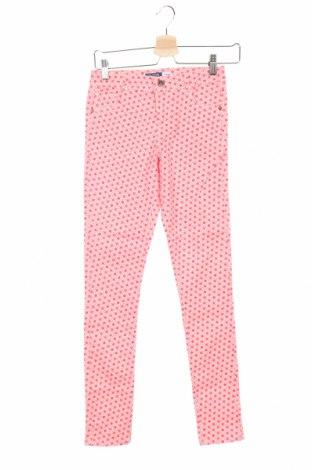 Παιδικό παντελόνι Okaidi, Μέγεθος 11-12y/ 152-158 εκ., Χρώμα Ρόζ , 98% βαμβάκι, 2% ελαστάνη, Τιμή 13,40€