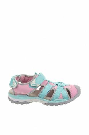 Детски сандали Geox, Размер 36, Цвят Розов, Текстил, Цена 78,40лв.