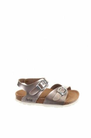 Детски сандали Sunbay, Размер 27, Цвят Розов, Еко кожа, Цена 51,75лв.