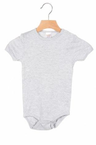 Παιδικό κορμάκι Staccato, Μέγεθος 18-24m/ 86-98 εκ., Χρώμα Γκρί, Βαμβάκι, Τιμή 6,43€