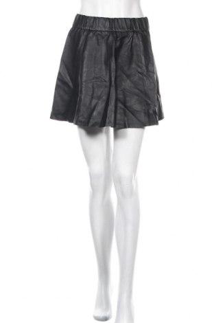 Δερμάτινη φούστα Club Monaco, Μέγεθος XS, Χρώμα Μαύρο, Δερματίνη, Τιμή 42,51€