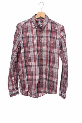 Ανδρικό πουκάμισο Tiger Of Sweden, Μέγεθος XS, Χρώμα Πολύχρωμο, Βαμβάκι, Τιμή 12,47€