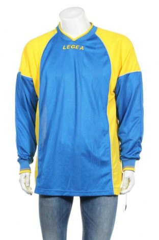 Ανδρική αθλητική μπλούζα Legea, Μέγεθος L, Χρώμα Μπλέ, Πολυεστέρας, Τιμή 10,13€