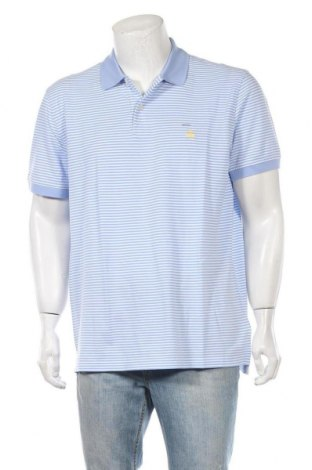 Ανδρικό t-shirt Brooks Brothers, Μέγεθος XL, Χρώμα Μπλέ, Βαμβάκι, Τιμή 36,70€
