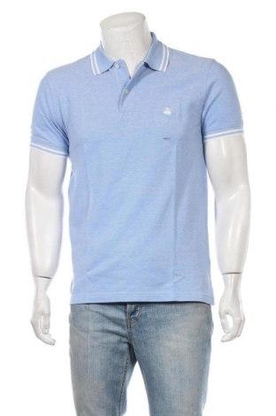 Ανδρικό t-shirt Brooks Brothers, Μέγεθος M, Χρώμα Μπλέ, Βαμβάκι, Τιμή 36,70€