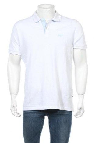 Ανδρικό t-shirt Galvanni, Μέγεθος XL, Χρώμα Λευκό, 92% βαμβάκι, 8% ελαστάνη, Τιμή 31,76€