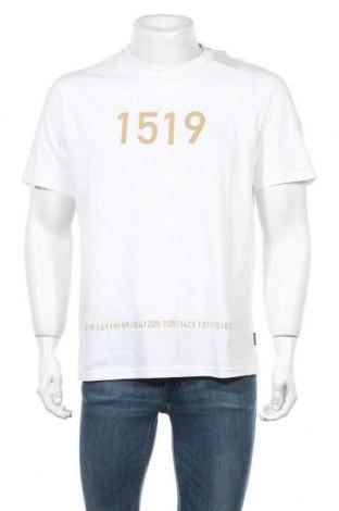 Pánské tričko  Only & Sons, Velikost L, Barva Bílá, Bavlna, Cena  303,00Kč