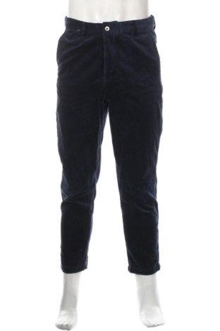 Мъжки джинси Zara, Размер M, Цвят Син, Памук, Цена 10,58лв.